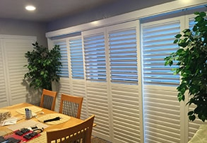 Window Shutters in Gilroy